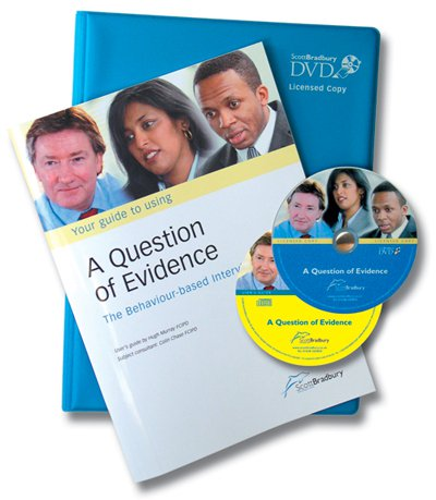 A Question of Evidence DVD Pack